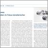 Fluide Materialien im Fokus kuenstlerischer Forschung